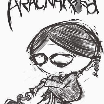 Aracnakid by MattNicholls