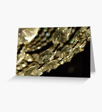 Old sparkles Greeting Card