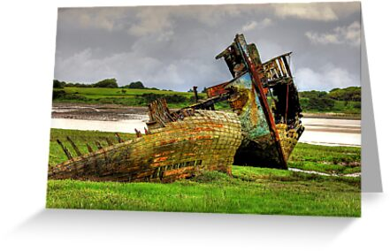 Fleetwood Wrecks by Trevor Kersley
