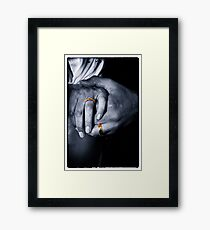Marriage Framed Print