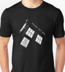 Doctor Who – The TARDIS T-Shirt