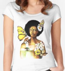 Mother Nature VIII Women's Fitted Scoop T-Shirt
