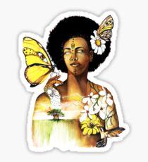 Mother Nature VIII Sticker