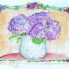 Fleurs Pour Christine by robynfarrell