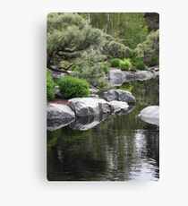 Denver Botanic Gardens Canvas Print