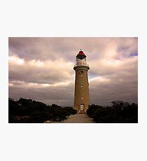 Cape du Couedic lighthouse Photographic Print