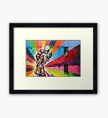 Times Square Kiss in Chelsea Framed Print