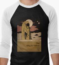 The King in Yellow Baseball ¾ Sleeve T-Shirt