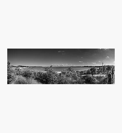 Yara Bay Panorama Photographic Print