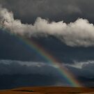 Rainbow cloud by Erika Gouws