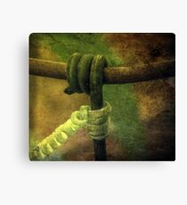 In Perfect Imitation Canvas Print