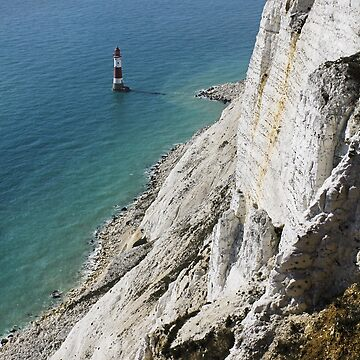 Beachy Head by chuckirina