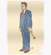 Chet Baker Poster
