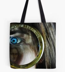 Mona's Reflection Tote Bag
