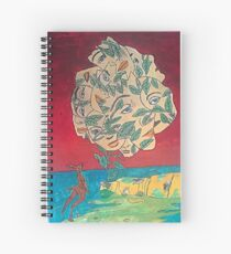 The Faces Tree of Dreams Spiral Notebook