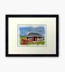 Island Life Framed Print