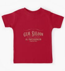Gem Saloon vintage Kids Tee