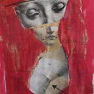 Carnival grotesque, 2011 by Thelma Van Rensburg