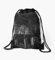 Bar Drawstring Bag