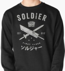SOLDIER Pullover