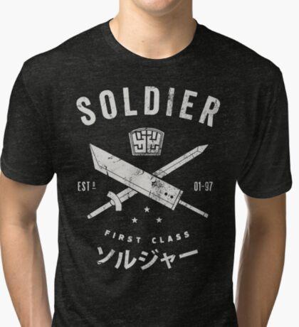SOLDIER Tri-blend T-Shirt