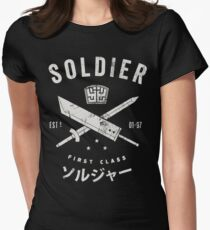 SOLDIER Women's Fitted T-Shirt