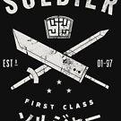 SOLDIER by Marc Junker