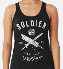 SOLDIER Racerback Tank Top
