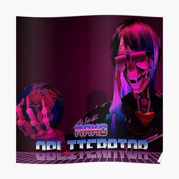 Obliterator Poster