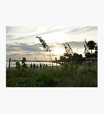 Beach Sport Photographic Print