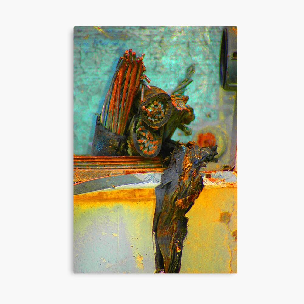 Power Failure 2 Canvas Print