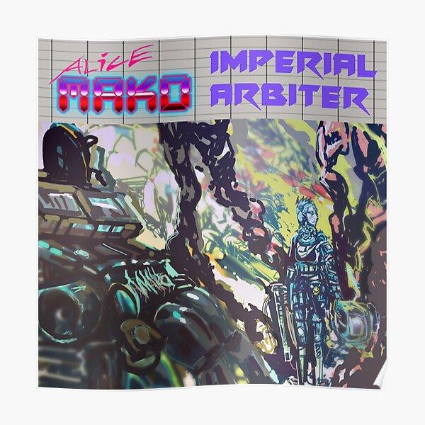 Imperial Arbiter Poster