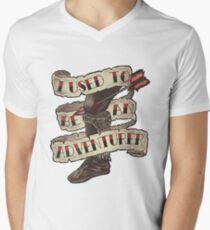 Adventurer Like You Men's V-Neck T-Shirt