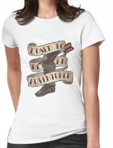 Adventurer Like You Womens Fitted T-Shirt