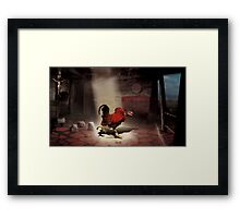 Winning Is Everything Framed Print