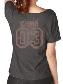 Chang Quidditch Jersey Women's Relaxed Fit T-Shirt