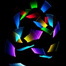 Neon Squiggle by Philip  Whittaker