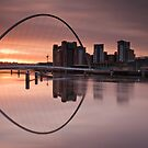 Millenium Sunrise by Philip  Whittaker