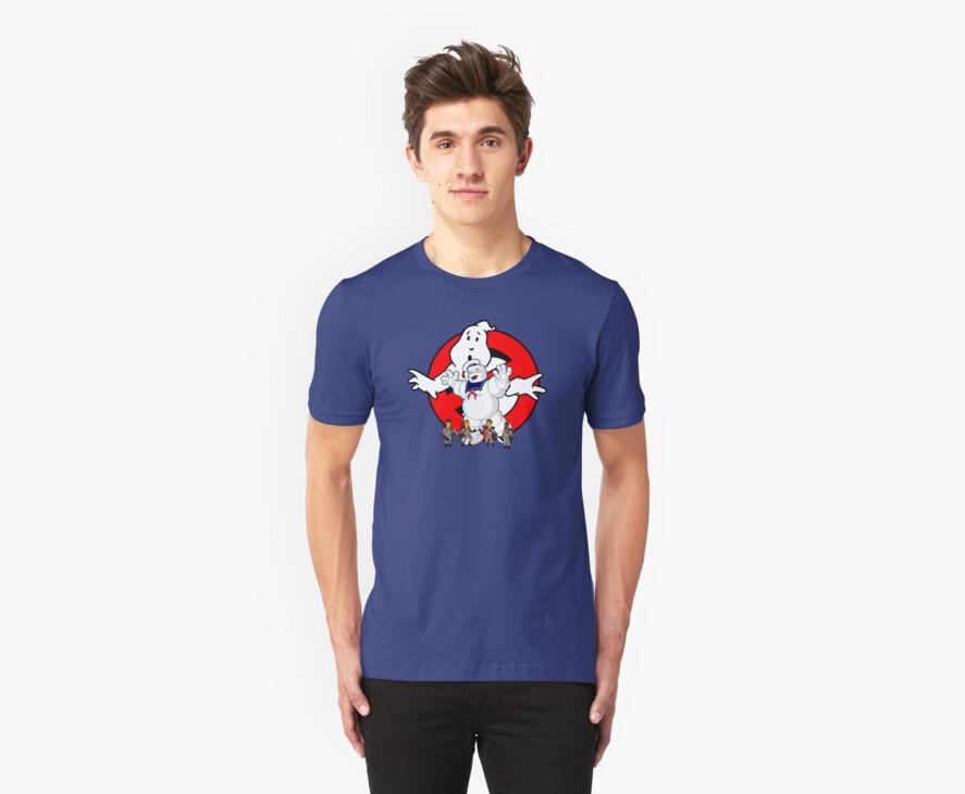 Springfield Ghostbusters  by lynchboy