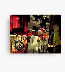 Container Canvas Print