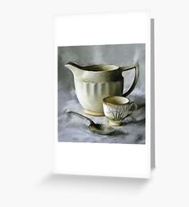 You Go Your Way...I'll Go Mine Greeting Card