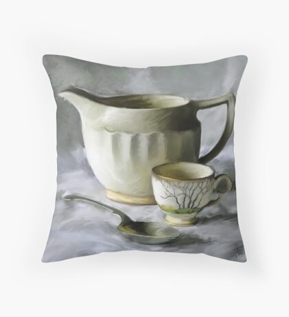 You Go Your Way...I'll Go Mine Throw Pillow