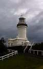 Cape Byron Light by Odille Esmonde-Morgan
