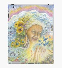 Die große Mutter iPad-Hülle & Klebefolie