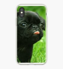 outlet store 086dc 81c13 Black Pug iPhone cases & covers for XS/XS Max, XR, X, 8/8 Plus, 7/7 ...