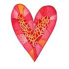 Heart by vimasi