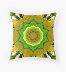 I used to be a Sunflower Throw Pillow