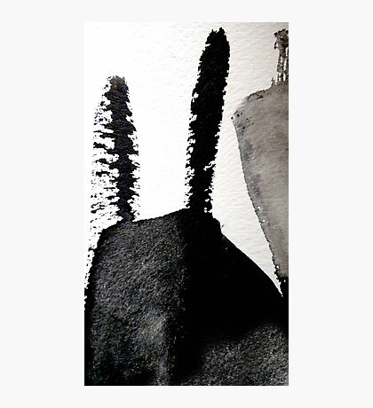 reaching skyward... charred cactus peak Photographic Print