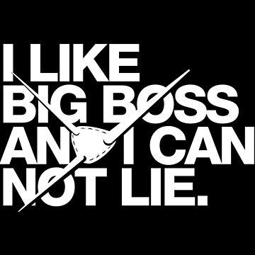 I like Big Boss by Timmaximuz