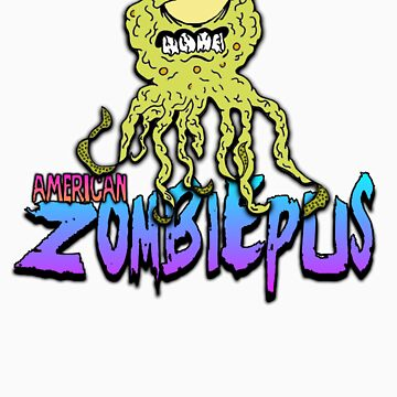American Zombiepus by americanzombie